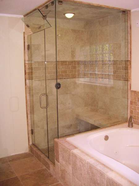 Gallery - Category: Steam Showers - Image: Steam Showers 1
