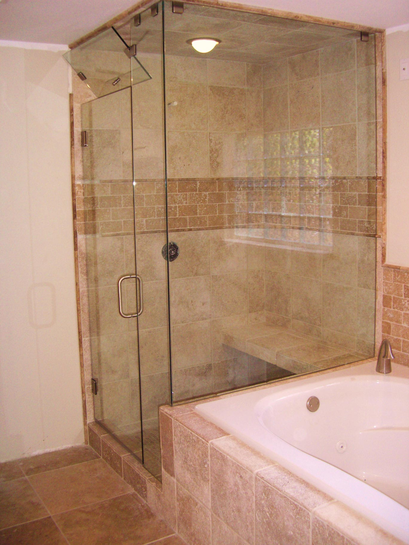 Gallery - Category: Steam Showers - Image: Steam Showers 16