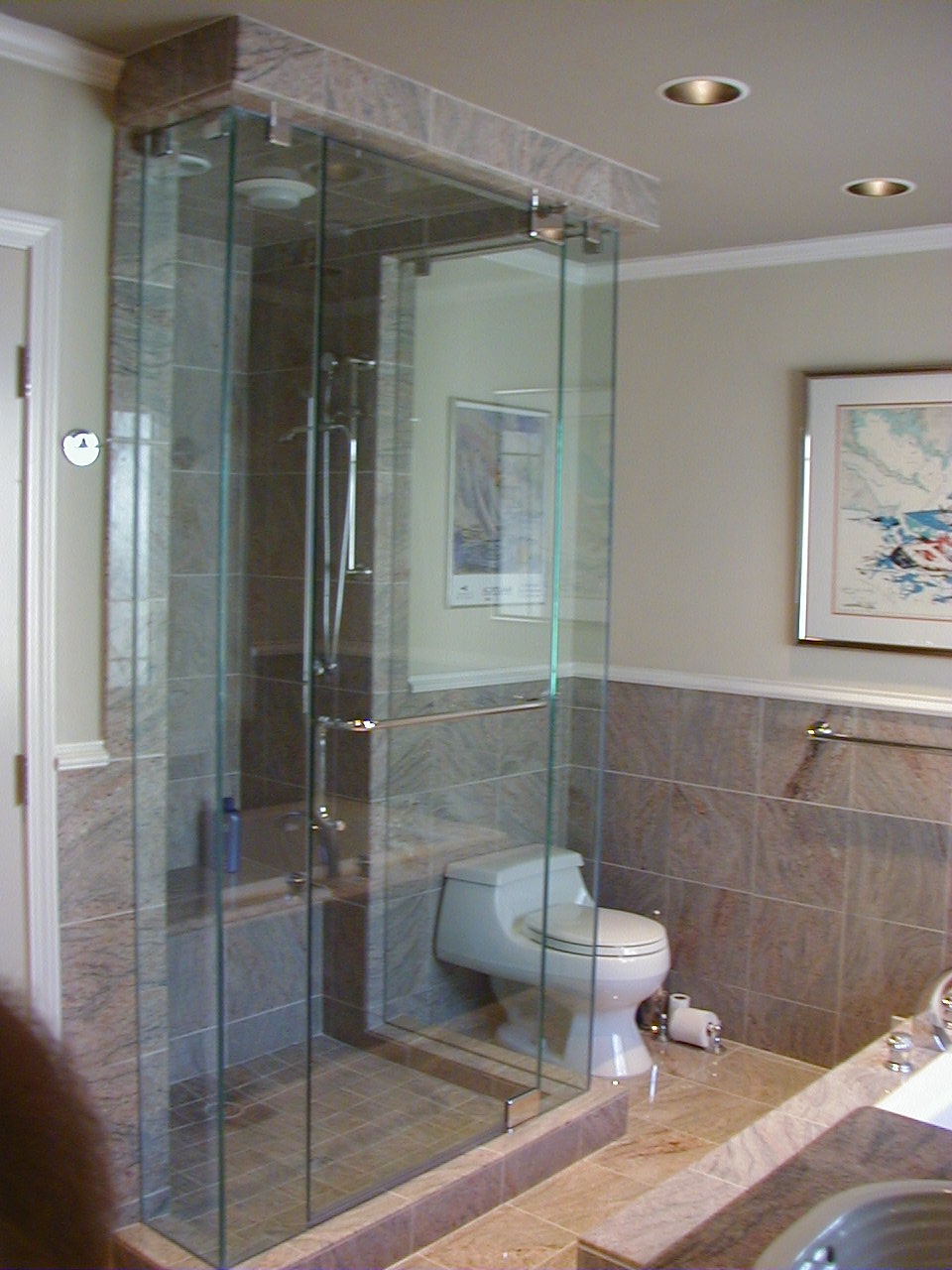 Gallery - Category: Steam Showers - Image: Steam Showers 17