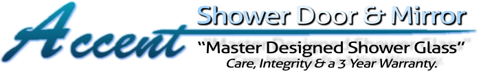 Accent Shower Door Logo
